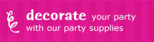 Decorate Your Party