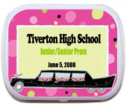 Personalized Prom 16 Mint Tins and Candy Tins, Prom Candy, Mints, Party Favors
