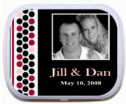 Personalized Wedding Mint Tins and Candy Tins, Wedding Candy, Mints, Wedding Favors